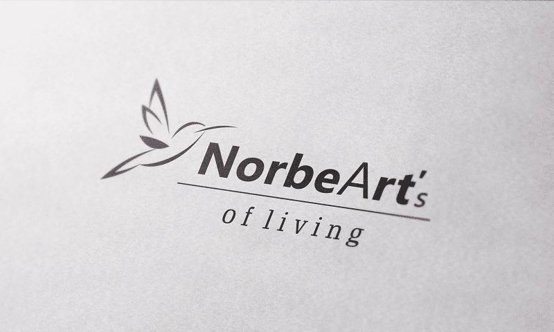 Norberts art logo